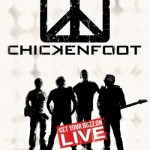 Chickenfoot Live DVD – Get Your Buzz on Live