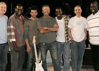 Eric Clapton Concert Reviews Summer 2006 Tour Zrock