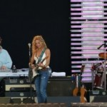 Sheryl Crow at Crossroads Guitar Festival