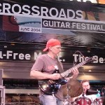 Chris Poland and OHM Rock Crossroads Guitar Festival