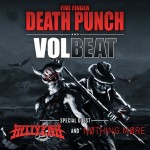 Five Finger Death Punch – Volbeat Tour