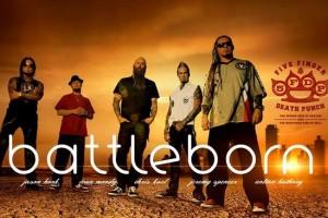 Five Finger Death Punch : Battle Born Video