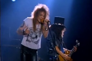 Guns N' Roses : Welcome To The Jungle Video