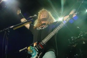 Megadeth concert photos : Jul 23, 2005 : Phoenix, AZ