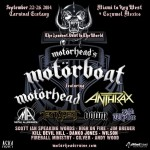 Motorboat: Megadeth Out – Metal Allegiance In