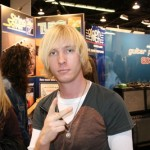 Kenny Wayne Shepherd At NAMM