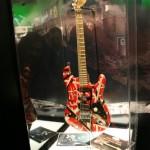 Fender Eddie Van Halen Frankenstein Guitar