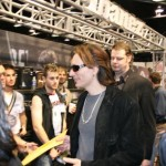 Steve Vai Unveils 20th Anniversary Signature Model at NAMM