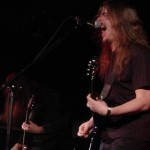 Opeth concert photos – Feb 7, 2004 – Houston, TX