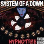 System of A Down : Hypnotize Debuts At Number One