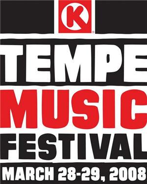 2008 circle k tempe music festival zrock. Black Bedroom Furniture Sets. Home Design Ideas