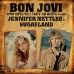 Bon Jovi and Jennifer Nettles Hit Number One
