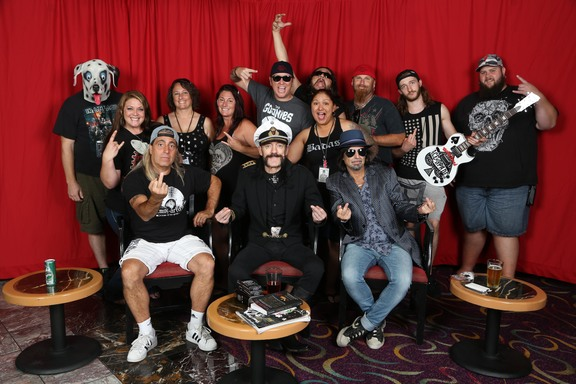 Motorhead meet n greet