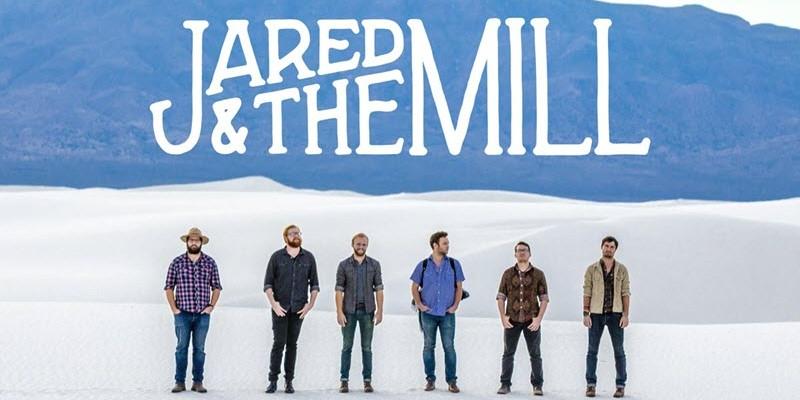 Jared & The Mill Tour Kicks Off Nov 6 In Houston