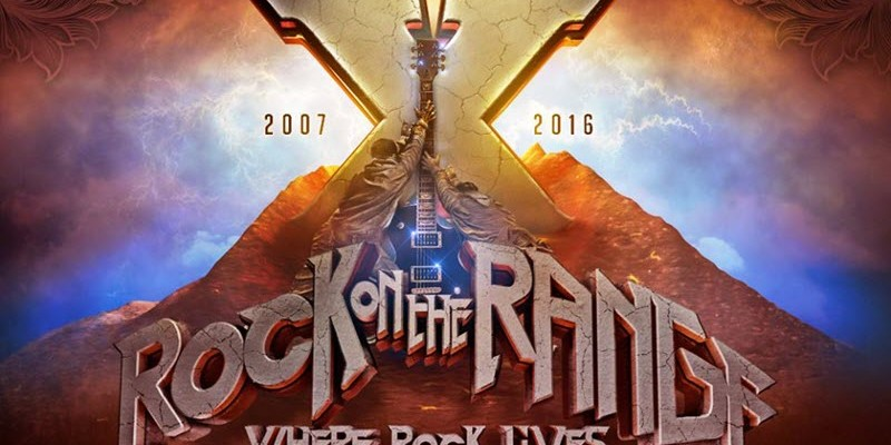 Rock On The Range 2016 Lineup