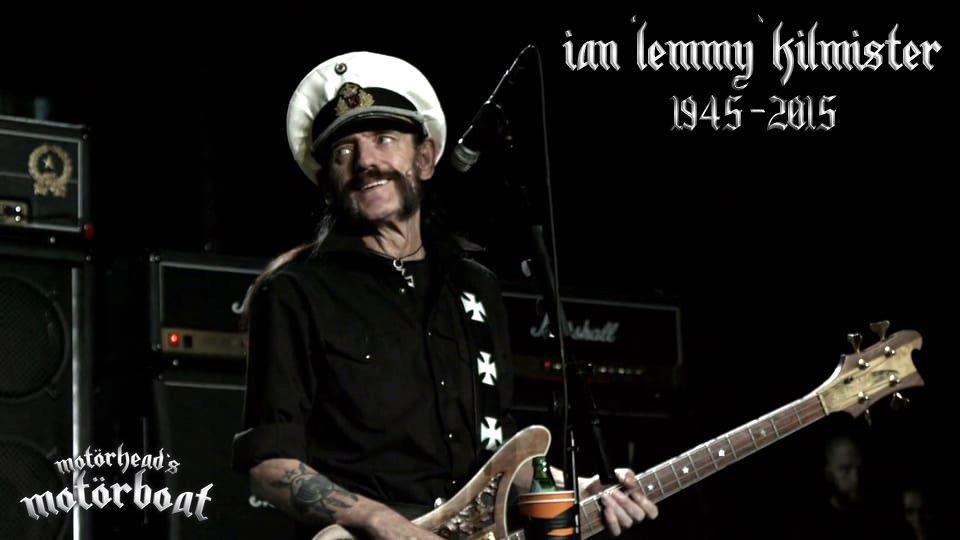 Lemmy RIP