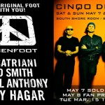 Chickenfoot Reunion Concerts