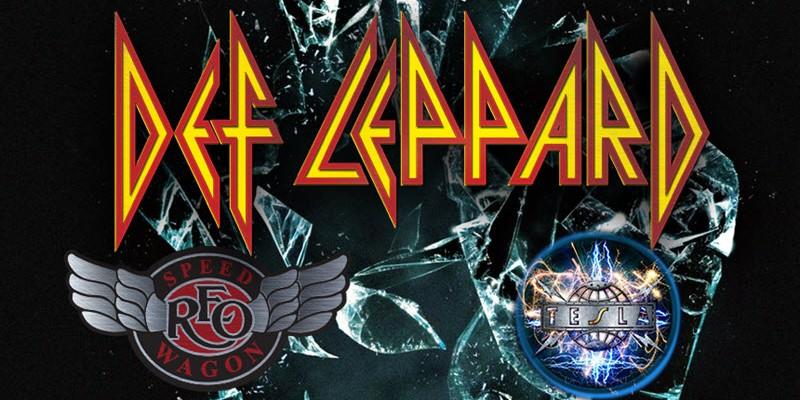 Def Leppard 2016 Tour Dates