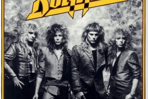 Dokken Alone Again