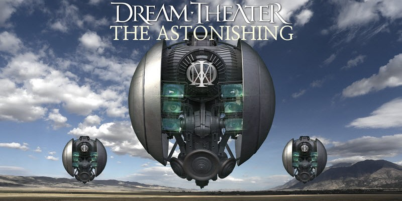 Dream Theater : The Astonishing