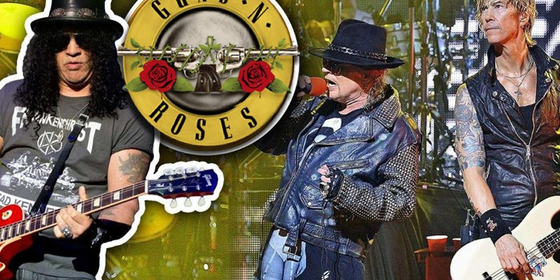 Guns N' Roses Tour Dates