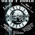 Guns N' Roses April Fools Concert