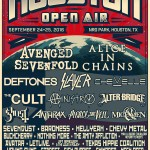 Houston Open Air Lineup