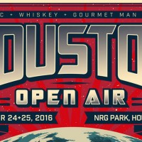 Houston Open Air Set Times