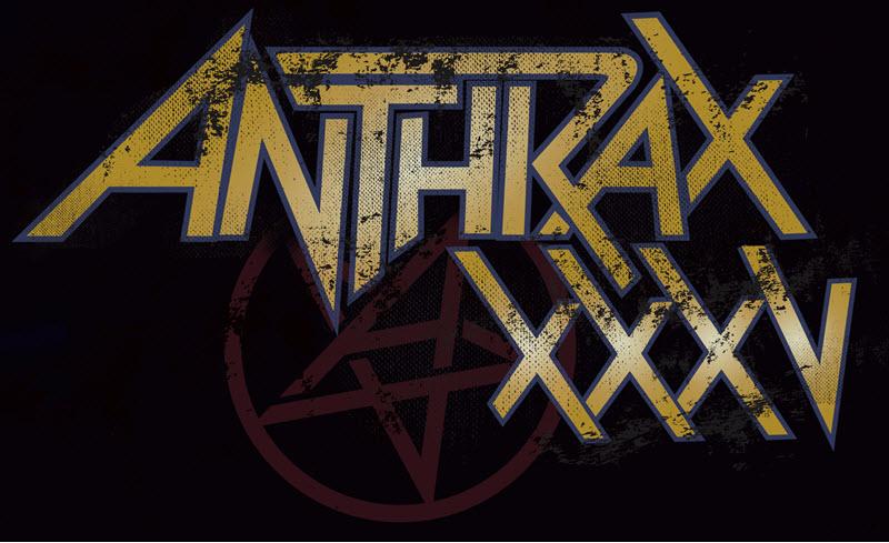 Anthrax 35th Anniversary