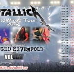 Metallica WorldWired Tour 2017