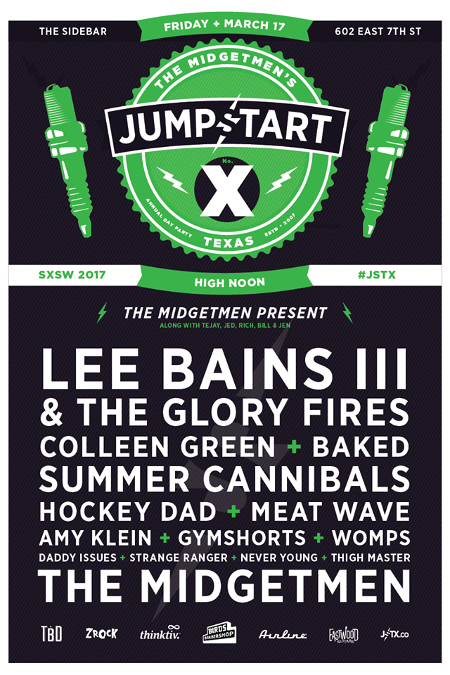 Jumpstart SXSW party