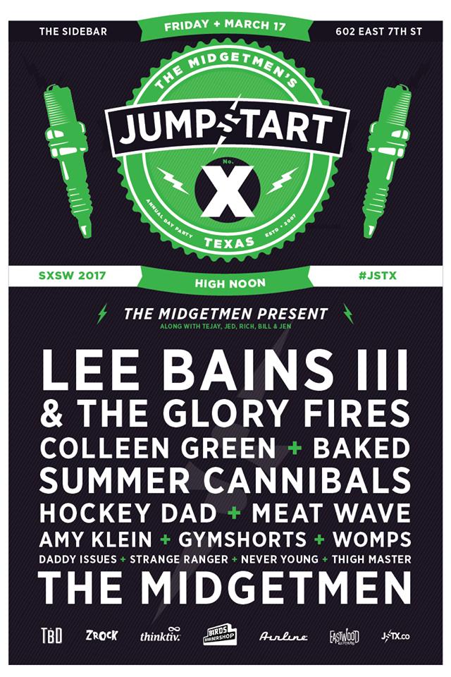 Jumpstart SXSW party