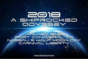 ShipRocked 2018 : Save The Date
