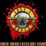 Guns N' Roses New Tour Dates
