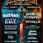 Avenged Sevenfold Added to Houston Open Air