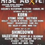 Rise Above Fest Dedicated to Chester and Chris