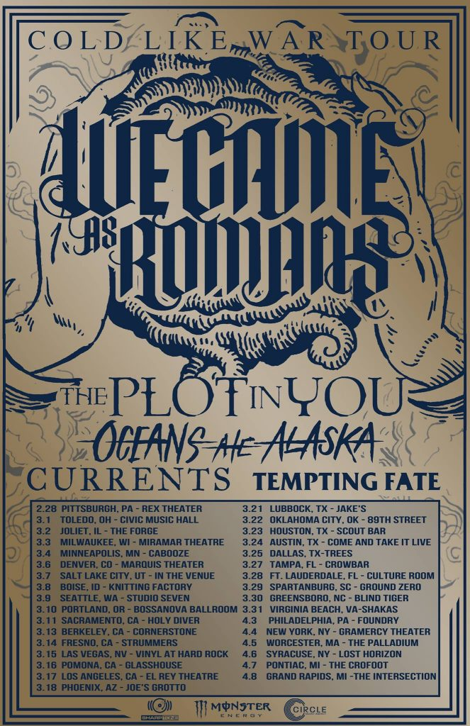 We Came AsRomans Tour