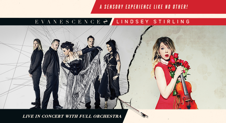 Evanescence LindseyStirling