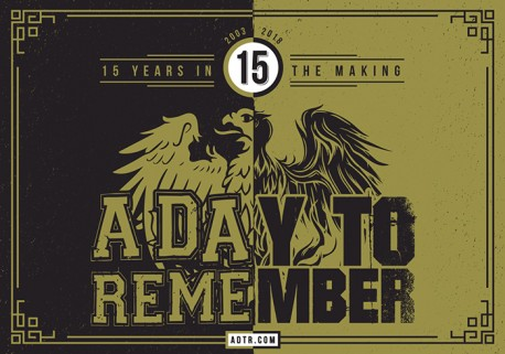 a day to remember 15 years