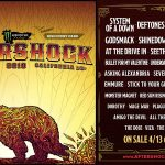Aftershock 2018 Lineup