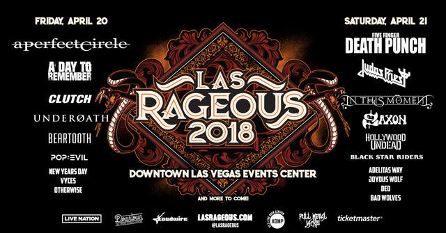 las rageous set times