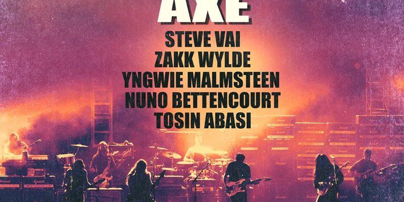 Generation Axe 2018 Tour