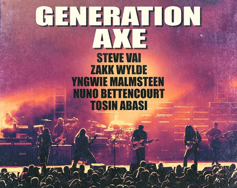 generation axe 2018