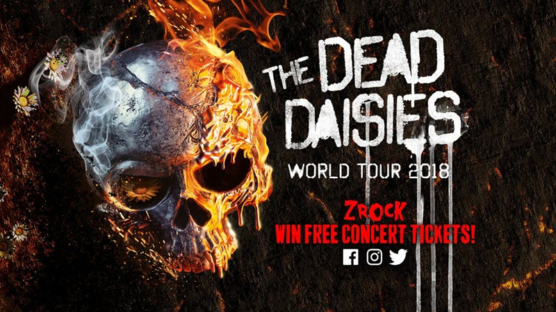 Win The Dead Daisies Tickets | ZRock