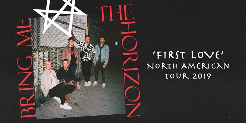 Bring Me The Horizon First Love Tour