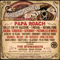 ShipRocked 2019 Lineup