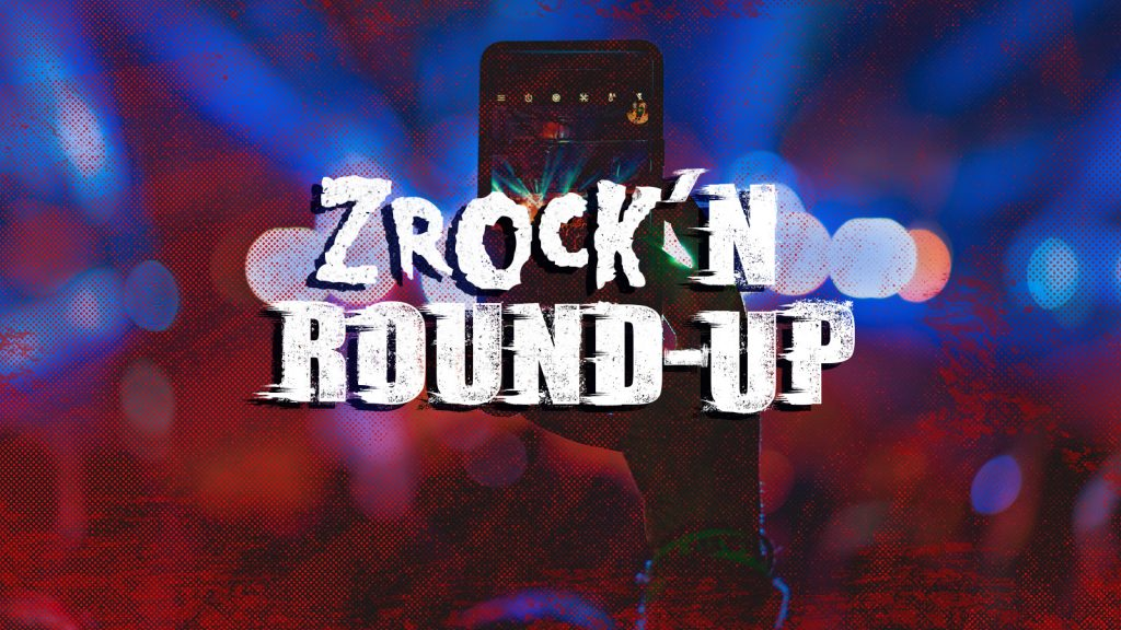 ZRock News Roundup