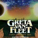 Greta Van Fleet Debuts at Number One