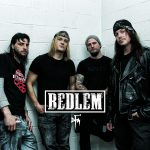 BEDLEM — Feat. Paul Wandtke (ex Trivium) — Releases Debut LP, 'Back to Bedlem'