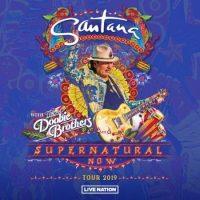 Santana : Supernatural Now Tour